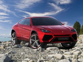 Lamborghini Urus sẵn sàng thách thức mọi địa hình