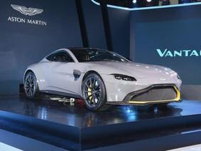 """Aston Martin Vantage 2018 nhanh chóng ra mắt Trung Quốc để tranh thủ """"lấy lòng"""" các đại gia"""