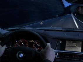 Lái xe như thế nào để vượt qua đoạn đường không có đèn