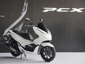 Honda PCX 150 2018 chính thức ra mắt với giá khởi điểm 43 triệu Đồng