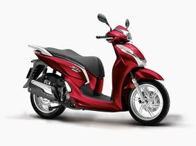 Giá xe Honda SH tháng 4/2018: Chênh lệch từ 8 đến 18 triệu Đồng