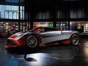 """Pagani Huayra Lampo - Siêu xe """"thửa riêng"""" cho người thừa kế tập đoàn Fiat"""