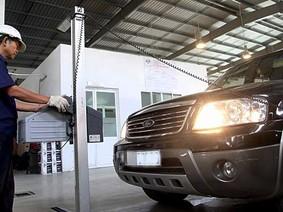Ngừng đăng kiểm ô tô không đạt chuẩn khí thải từ 1/1/2018