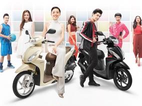 Giá xe Honda Vision mới nhất tháng 4/2018