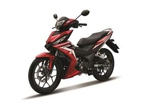 Giá xe Honda Winner 150 tháng 4/2018: Mức tăng nhẹ nhàng