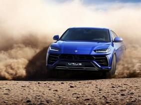 Chưa đi vào sản xuất, Lamborghini Urus đầu tiên đã được rao bán trên thị trường ô tô cũ