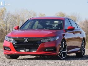 Đánh giá Honda Accord Sport 2018: Sedan cỡ trung lý tưởng
