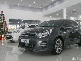Đánh giá xe KIA Rio 2017: Thiết kế nhỏ gọn, giá cả hợp lý