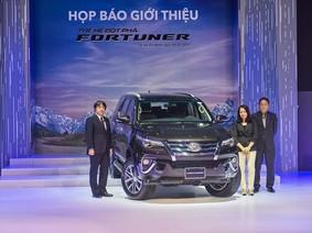 Toyota Việt Nam và những con số quan trọng trong năm 2017