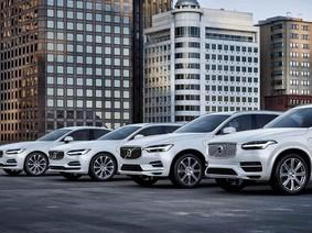 Điểm lại những thành tựu của hãng xe Volvo trong năm 2017