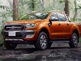 """""""Đầu tàu"""" Ford Ranger chiếm một nửa doanh số bán hàng của Ford trong năm 2017"""