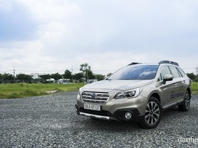 Đánh giá xe Subaru Outback 2017: Mẫu xe hơi cá tính cho khách hàng trung niên