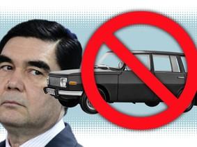Turkemenistan nổi tiếng trong thế giới xe hơi với những lệnh cấm quái đản