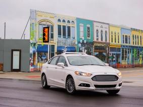 Ford mở rộng phát triển dịch vụ giao hàng tự động