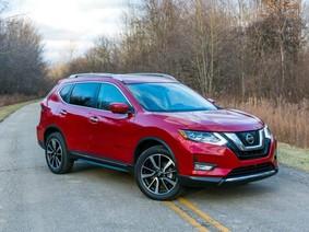 """Nissan """"phất lên như diều gặp gió"""" tại thị trường Mỹ trong năm 2017"""