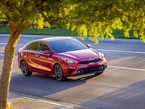 Kia Forte 2019 lộ diện với thiết kế mới, tiết kiệm nhiên liệu hơn
