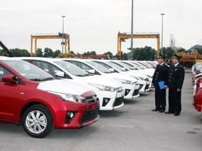 Hậu Nghị định 116, chỉ có 60 chiếc ô tô được nhập khẩu về Việt Nam trong đầu năm 2018