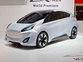 Mitsubishi sẽ bán xe không gương ra thị trường vào năm sau