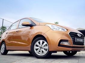 Năm 2017, Hyundai Thành Công chỉ thua Thaco và Toyota Việt Nam về doanh số xe