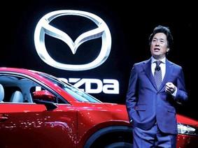Toyota sẽ thu mua toàn bộ Mazda?