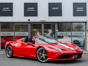 """Ferrari 458 Speciale Aperta - Món đầu tư sinh lời """"khổng lồ"""" của các nhà đầu cơ siêu xe"""