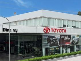 J.D.Power: Khách Việt hài lòng nhất về dịch vụ hậu mãi của Toyota trong năm 2017