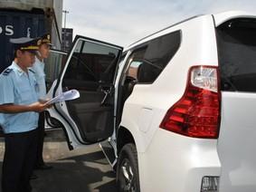 Thêm 23 ô tô nhập khẩu vào Việt Nam trong tháng đầu năm 2018