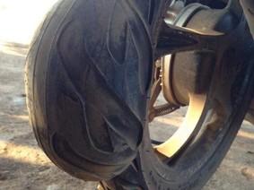 """Lốp bị """"chửa"""": Nguyên nhân, tác hại và cách phòng tránh"""