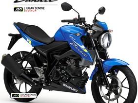 Suzuki Bandit 150 gây bất ngờ với thiết kế hoài cổ ấn tượng