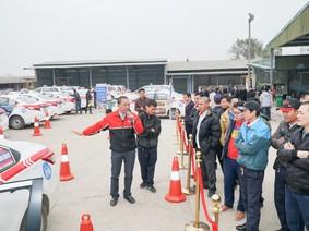 Toyota Việt Nam phát động chiến dịch tuyên truyền ATGT 2018