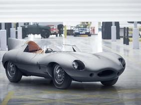 Jaguar chính thức hồi sinh xe đua huyền thoại D-Type