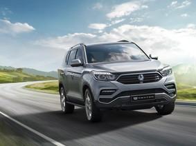 Cập nhật bảng giá mới nhất của xe SsangYong tại Việt Nam trong tháng 2/2018