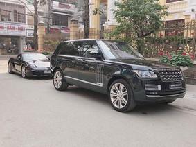 Range Rover SVAutobiography giá gần 20 tỷ Đồng về tay chủ nhân ở Lào Cai