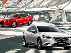 Cập nhật bảng giá mới nhất của Mazda trong tháng 2/2018 tại Việt Nam