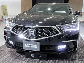 Honda Legend 2018 - Đối thủ trực tiếp của sedan cao cấp Toyota Crown