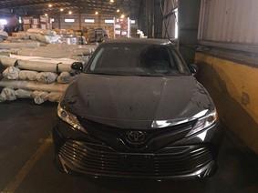 """Toyota Camry 2018 nhập Mỹ về Việt Nam """"ăn Tết"""", giá hơn 2 tỷ Đồng"""