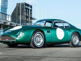 Aston Martin DB4 GT Zagato sẽ trở thành xe Anh quốc đắt nhất