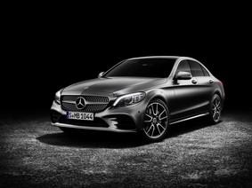 Mercedes-Benz giới thiệu C-Class 2019 với nhiều công nghệ của S-Class