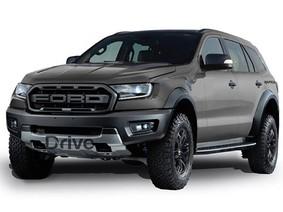 Ford Everest - đối thủ của Toyota Fortuner - có thể sẽ được bổ sung phiên bản Raptor