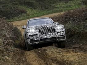 SUV Rolls-Royce chính thức được đặt tên theo viên kim cương lớn nhất thế giới