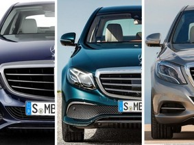 """Mercedes-Benz: Thiết kế """"na ná"""" nhau của các dòng sedan không phải vấn đề"""