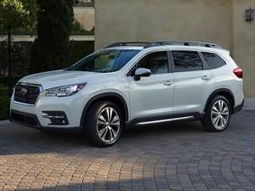 SUV 8 chỗ Subaru Ascent 2019 có giá khởi điểm từ 31.995 USD