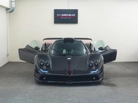 Siêu xe hàng hiếm Pagani Zonda 760 của đại gia Dubai được rao bán