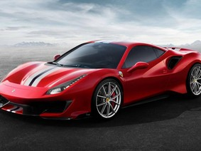 Siêu xe Ferrari 488 Pista chính thức trình làng, nhanh và mạnh hơn 488 GTB