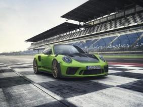 Porsche 911 GT3 RS 2018 chính thức trình làng với bộ vành ma-giê gần 300 triệu Đồng