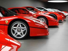 Khám phá bộ sưu tập Ferrari khủng của đại gia bí ẩn