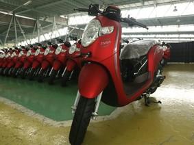Honda Scoopy 2018 ra mắt với giá 28 triệu VNĐ