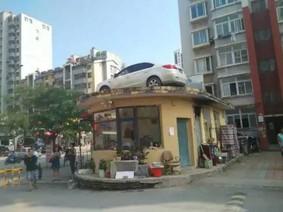 Bài học khó quên của tài xế xe hơi khi đỗ xe sai quy định