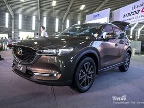 Sau Tết, Mazda CX-5 2018 âm thầm tăng giá