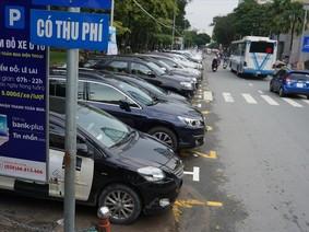 TPHCM: Phí đỗ xe dưới lòng đường dự kiến cao nhất lên đến 40.000 đồng/giờ